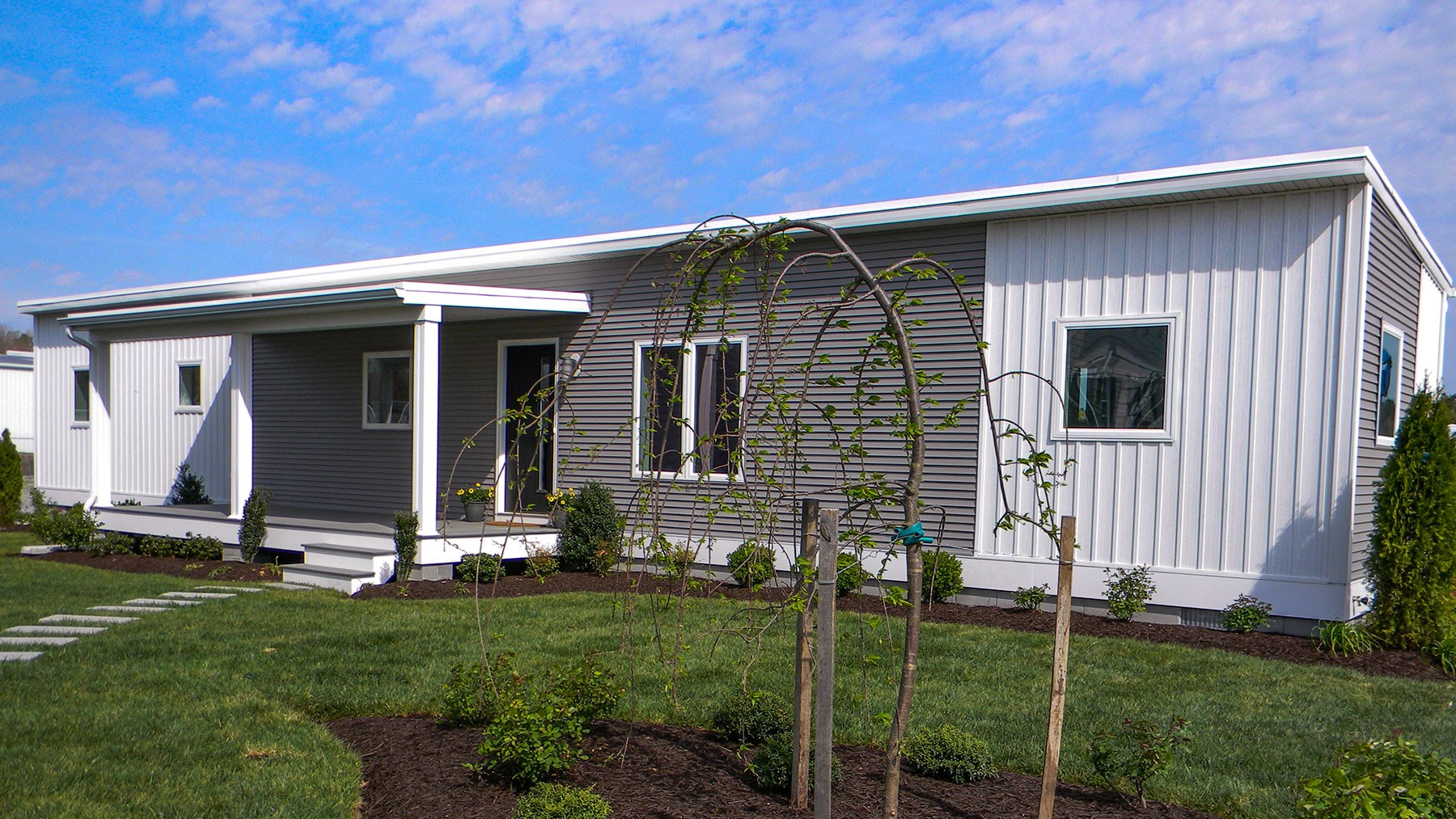 a photo from High-efficiency modular homes are an affordable housing solution